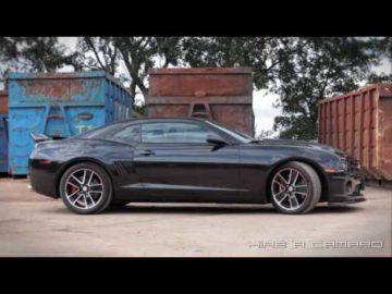 Hire a Camaro Video promo film - Commercial video showreel